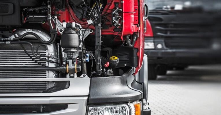 Oficina Mecânica para Caminhões em Curitiba